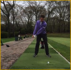 nick banks golf tips