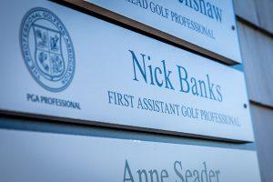 nick banks pga